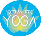 Declan Does Yoga