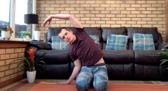 Easy Stretching Yoga